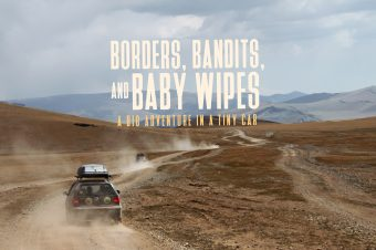 Borders, Bandits, And Baby Wipes – The New Book